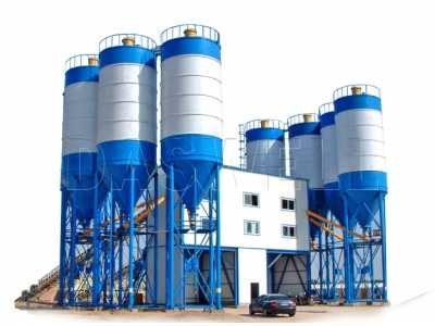 Concrete Batching Plant&Parts